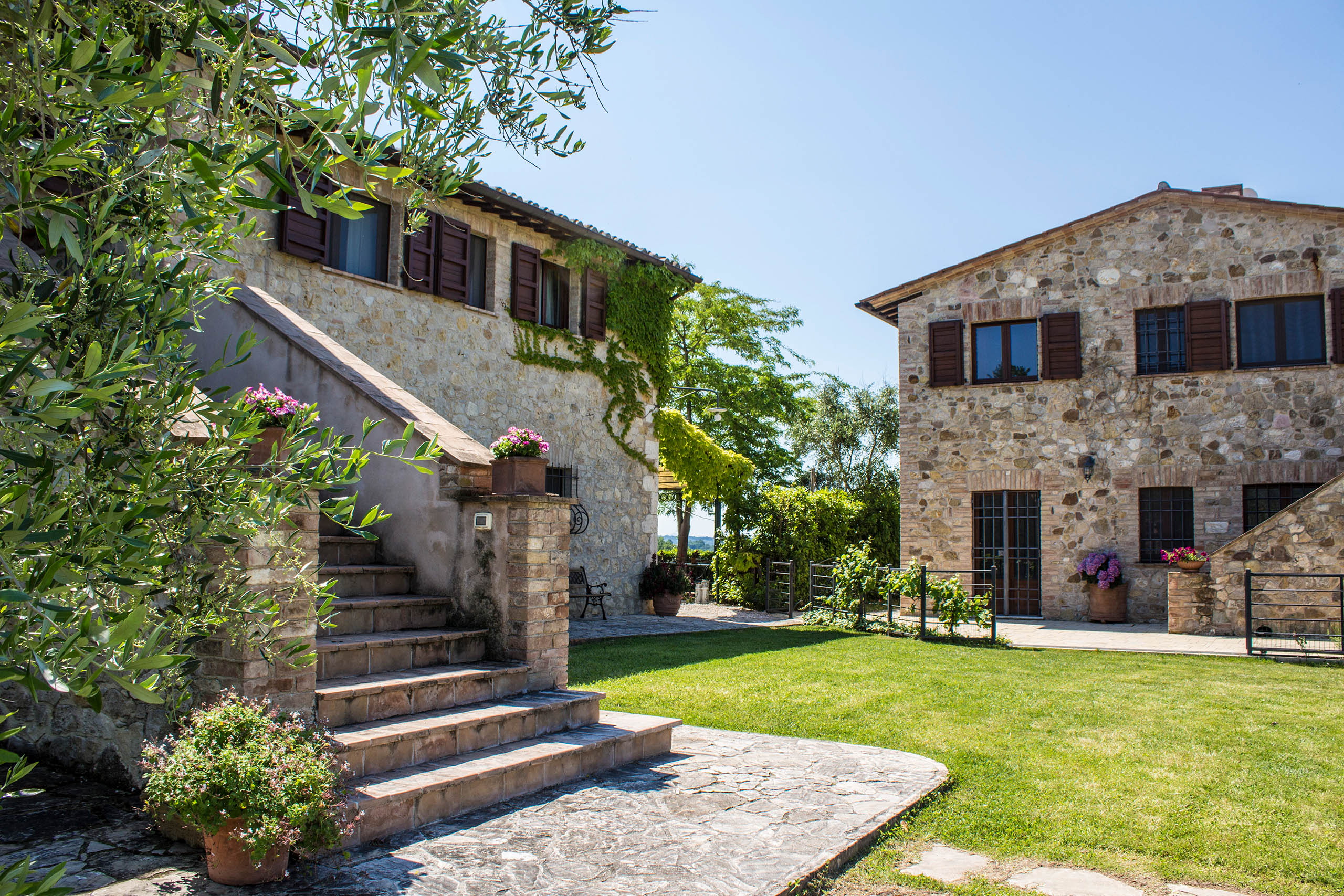 B&B, Country house and agritourism with pool in Umbria | Amelia (TR) - Farmhouse Poggio del Bolognino