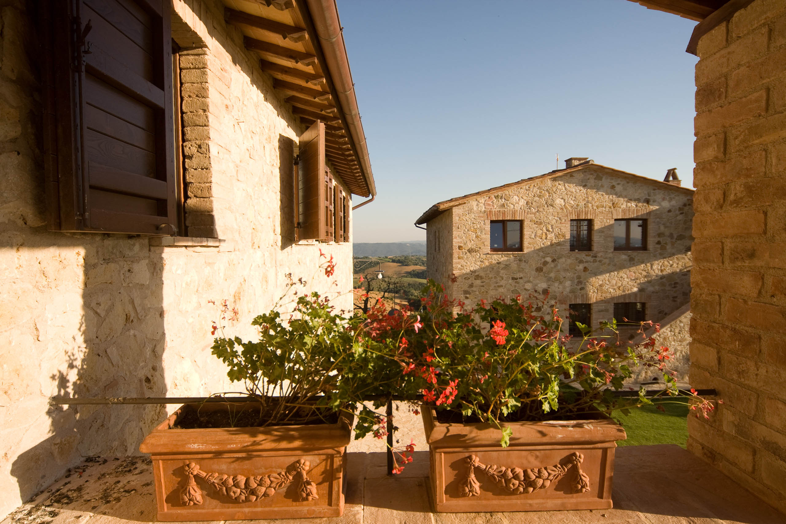 Accomodations - Farmhouse Poggio del Bolognino