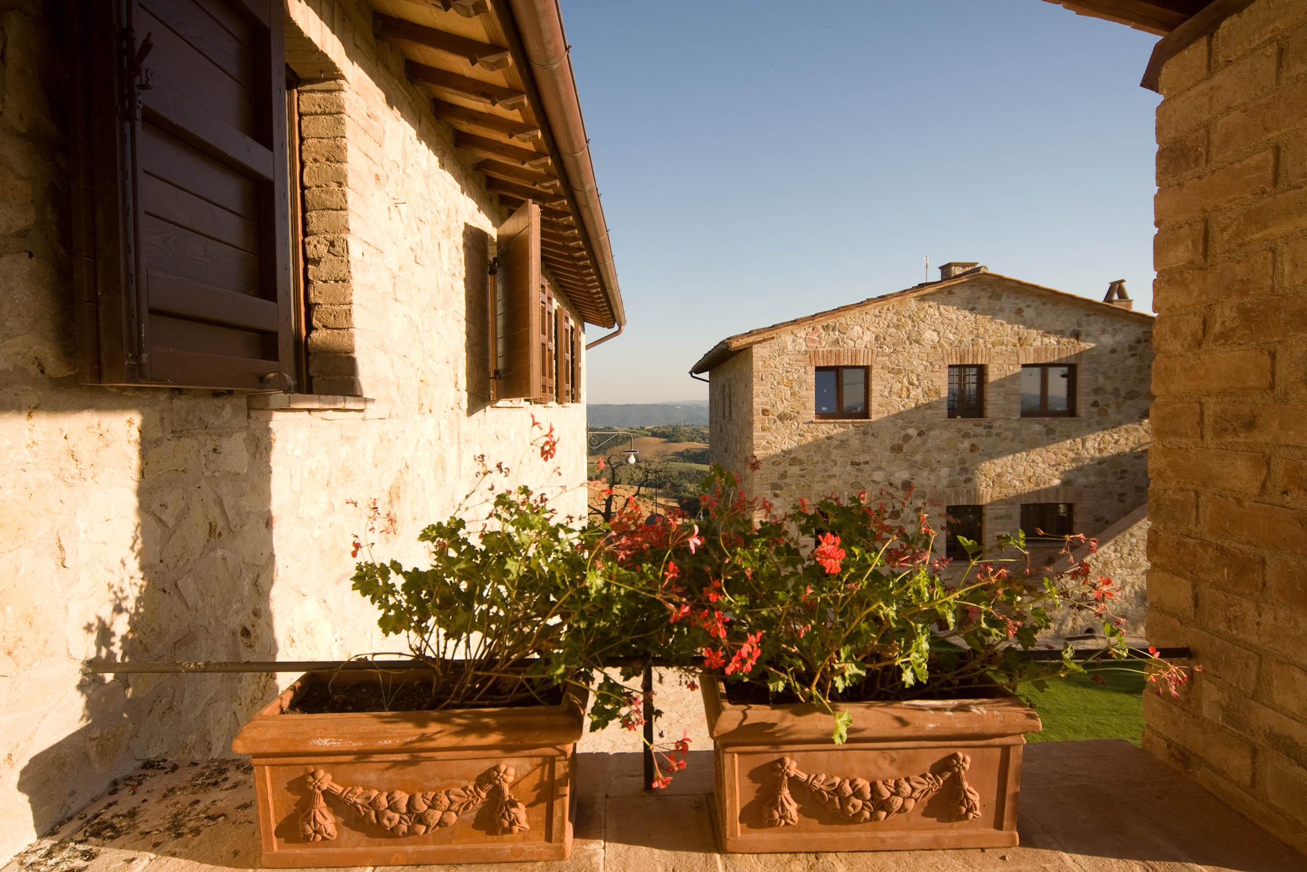Unterkünfte - Bauernhaus Poggio del Bolognino