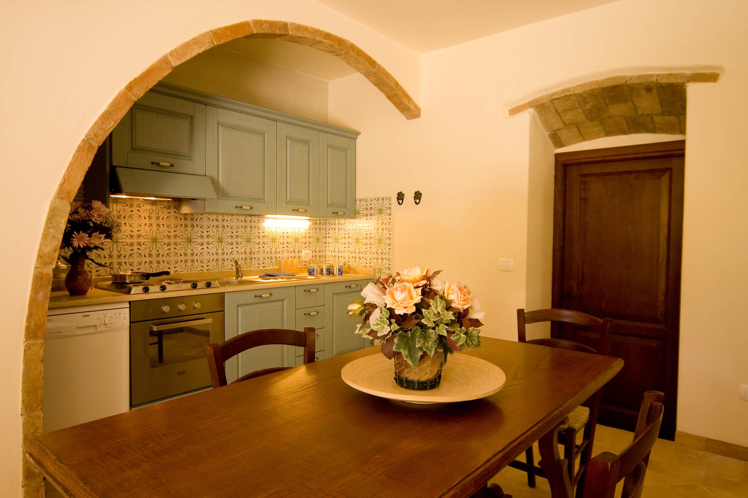 Ferienwohnung I Girasoli - Bauernhaus Poggio del Bolognino