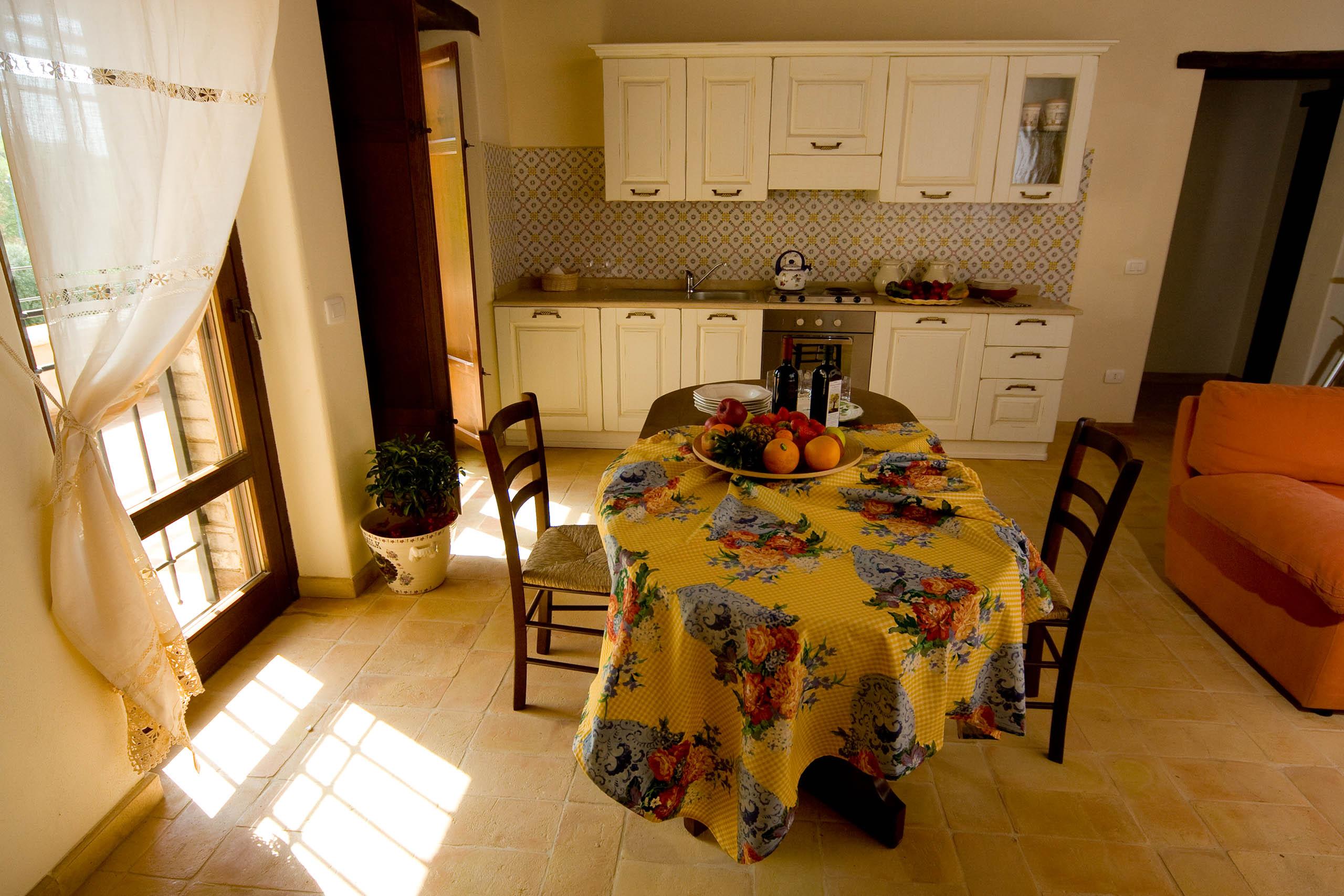 Ferienwohnung Il Grano - Bauernhaus Poggio del Bolognino