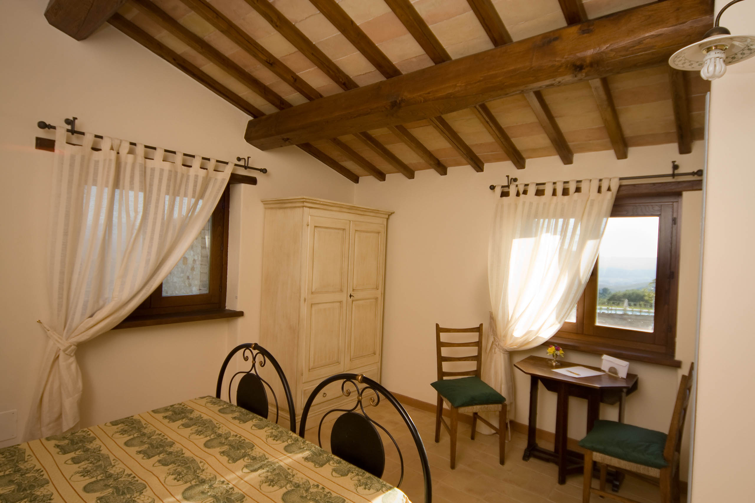 Holiday apartment Il Grano - Farmhouse Poggio del Bolognino
