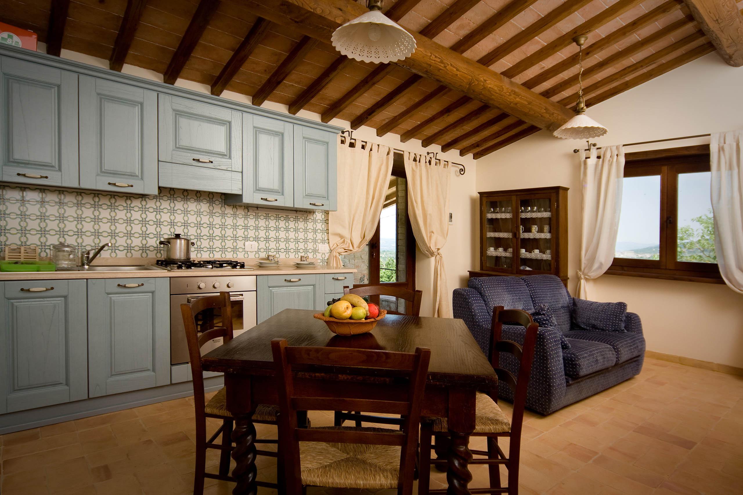 Holiday apartment Il Trifoglio - Farmhouse Poggio del Bolognino
