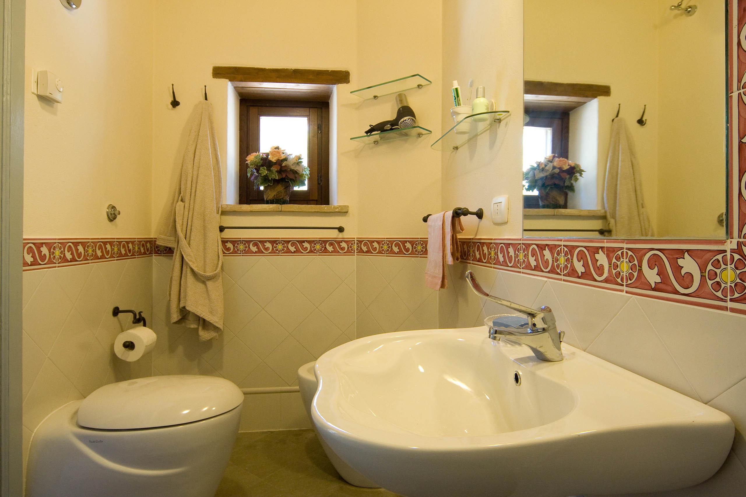 Doppelzimmer Cerro - Bauernhaus Poggio del Bolognino