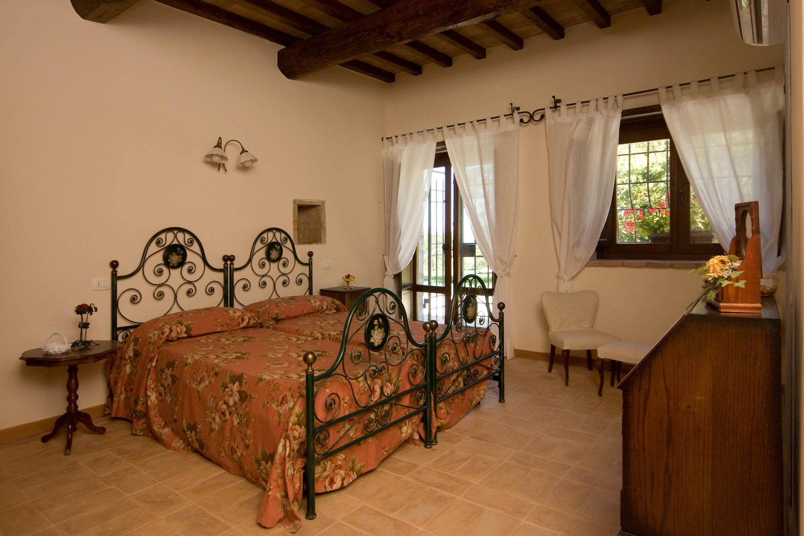 Double room Cerro - Farmhouse Poggio del Bolognino