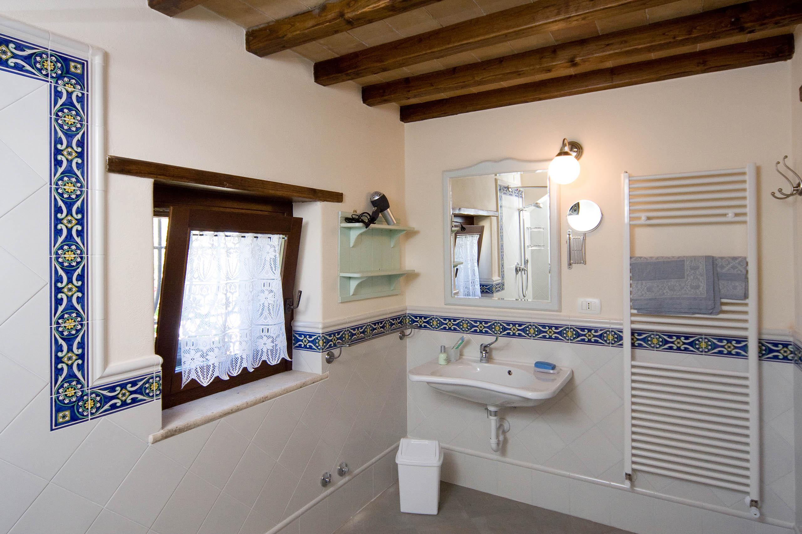 Doppelzimmer Elce - Bauernhaus Poggio del Bolognino