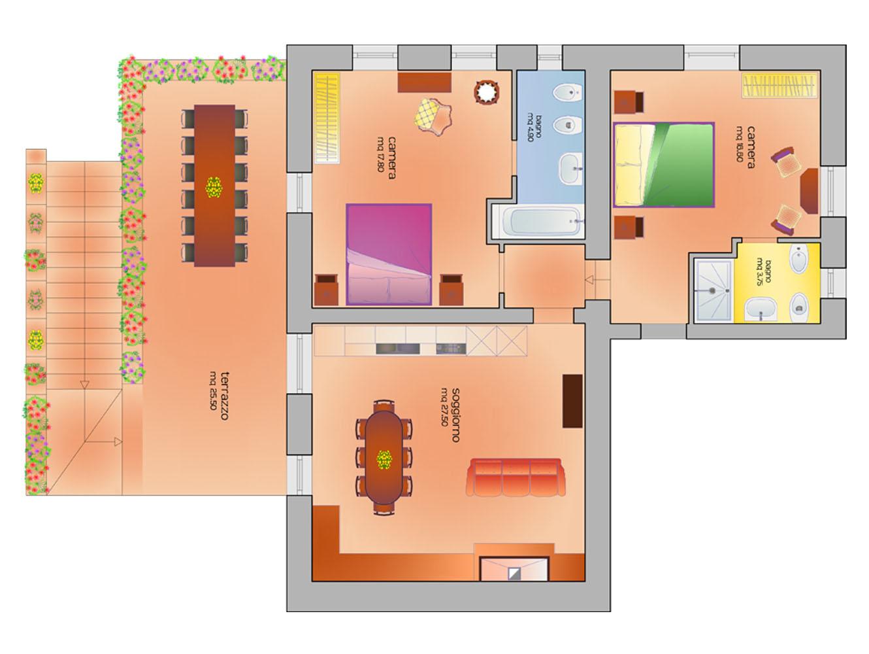 Appartamento vacanze Il Grano